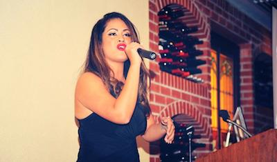 Maya Victoria Performing