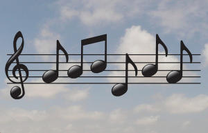 music-notes-treble-clef